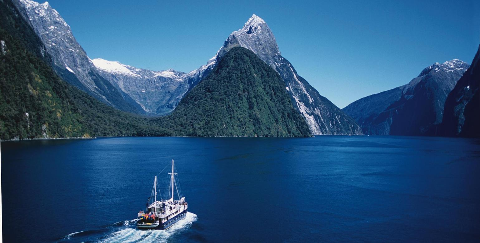 Milford Sound;Fjord